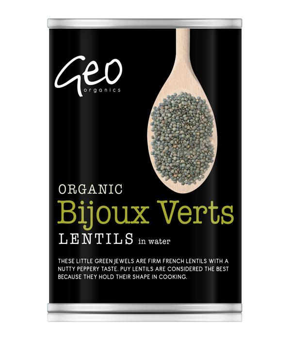 Bijoux Verts Lentils