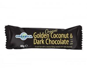Golden Coconut & Dark Chocolate