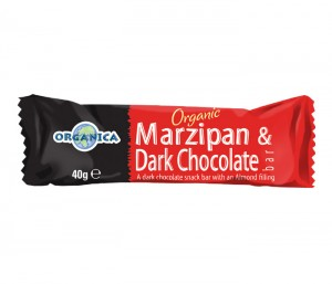 Marzipan & Dark Chocolate