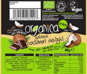 coconut label artwork